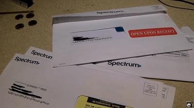 Customers Buried in Unwanted Spectrum Junk Mail: Here's How to Opt Out ·