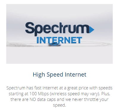 Stop The Cap Average Spectrum Broadband Only Customer Now Using More Than 400 Gb A Month