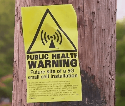 RT and New York Times War Over 5G's Possible Health Impacts ·