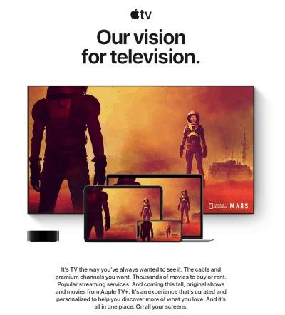 Stop The Cap Apple Tv