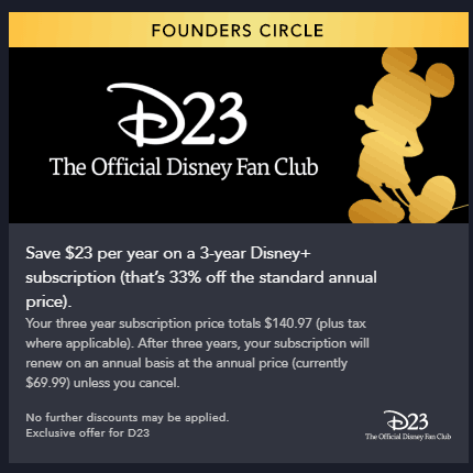 Grab 3 Years of Disney+ for $140 97 With This Limited Time